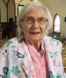 Geraldine McElwee - Feb 6, 1928