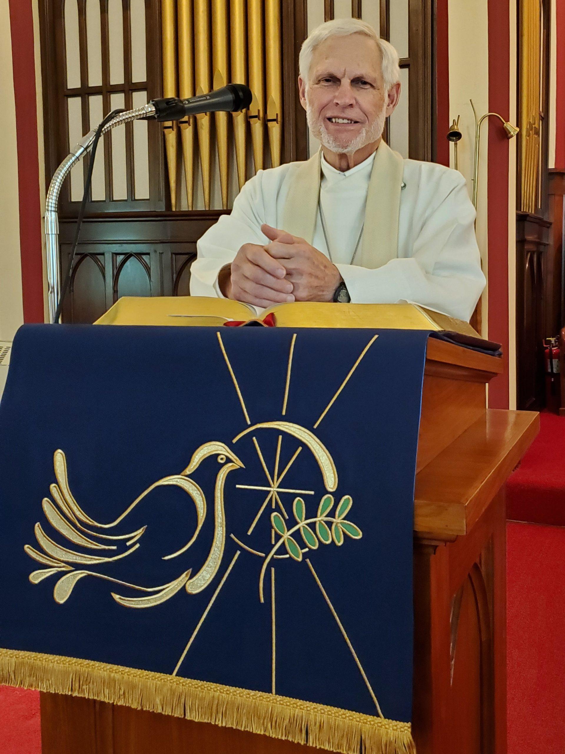 Pastor Dave Clark
