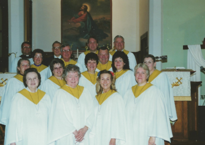 Mt. Zion Choir